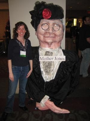 Barbara & Mother Jones